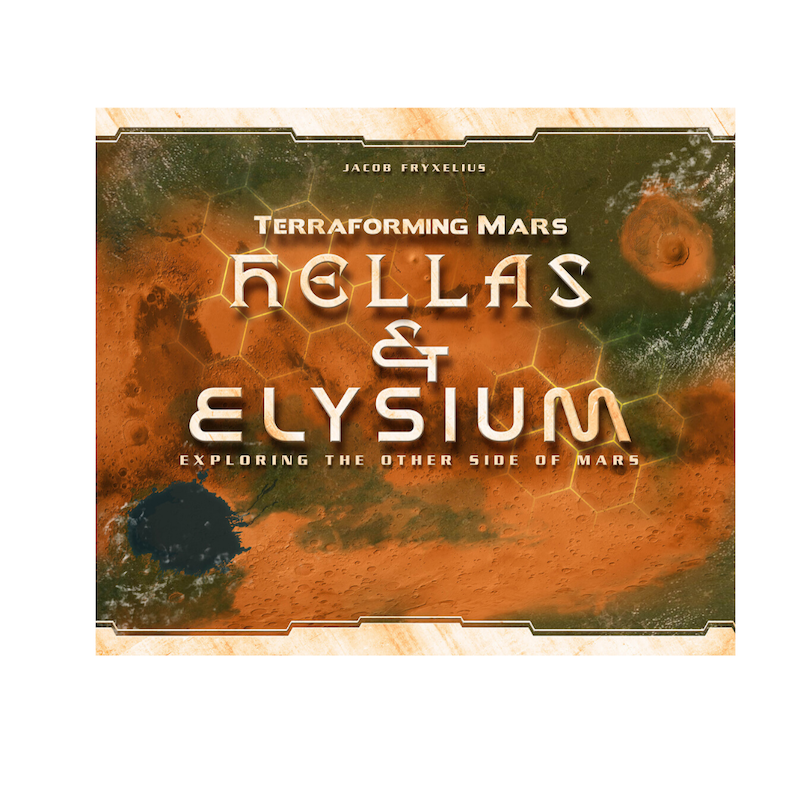 Hellas and Elysium: Terraforming Mars -  Stronghold Games