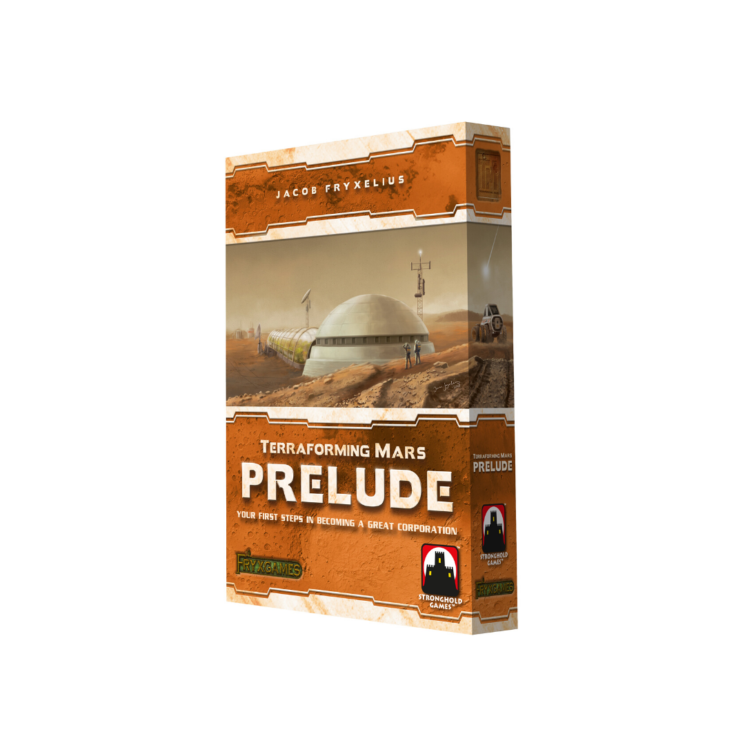 Prelude: Terraforming Mars -  Stronghold Games