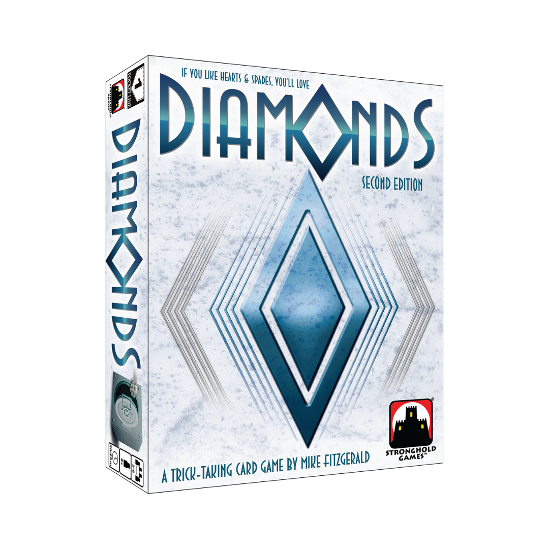 Diamonds 2nd Edition (T.O.S.) -  Stronghold Games